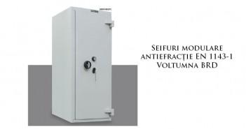 Seifuri modulare antiefracție