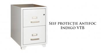 Seif protecție antifoc siguranță acte și documente