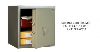 Seifuri certificate la securitate antiefracție prețuri ieftine