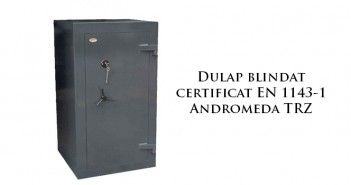Dulap blindat certificat EN 1143-1 Andromeda TRZ