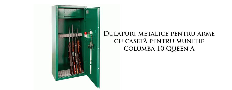 Dulapuri metalice arme cu casetă de muniţie