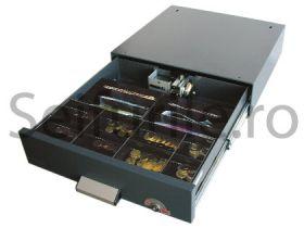 Caseta de bani cu alarma Grifon GL 30 DBR