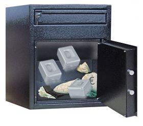 seif cu fanta, seifuri de securitate pentru bani, seifuri cu inchidere mecanica