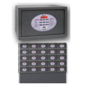Seifuri Augusta VTB cu inchidere electronica cu functionalitate extinsa
