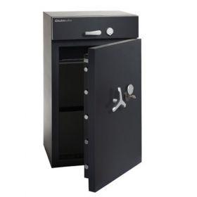 Casa de bani cu sertar superior seif certificat antiefractie Pro Guard DT CHUBB