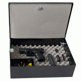 Caseta de pistol cu fixare Draco 44103 TRZ
