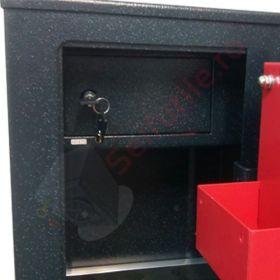 Dulap arme pentru pusti cu incuietoare cu cheie si fixare la sol Bundaberg VTB 4