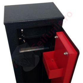 Dulap arme pentru pusti cu incuietoare cu cheie si fixare la sol Bundaberg VTB 5