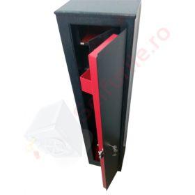 Dulap arme pentru pusti cu incuietoare cu cheie si fixare la sol Bundaberg VTB 8