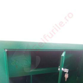 Dulapuri pentru 10 arme de vanatoare Columba 10 Standard 41110 TRZ 6