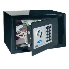 Seif electronic pentru hotel inchidere cu cod 3-8 cifre model Junior RTR