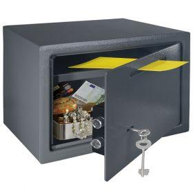 Seif pentru mobila cu fanta si inchidere mecanica cu cheie model Slot RTR