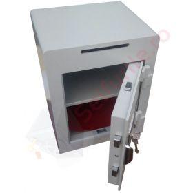 Seifuri cu fanta/fara pentru bani cu inchidere electronica temporizata si certificare EN 1143-1, gradul I Goburn VTB 3