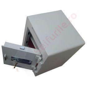 Seifuri cu fanta/fara pentru bani cu inchidere electronica temporizata si certificare EN 1143-1, gradul I Goburn VTB 4