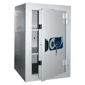 Seifuri cu fanta/fara pentru bani cu inchidere electronica temporizata si certificare EN 1143-1, gradul I Goburn VTB 7