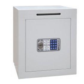 Seifuri cu fanta/fara pentru bani cu inchidere electronica temporizata si certificare EN 1143-1, gradul I Goburn VTB 8