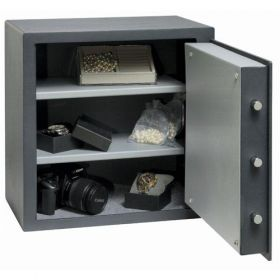 Seifuri pentru casa inchidere cu cheie sau electronica protectie valori si bani Alpha CHUBB 4