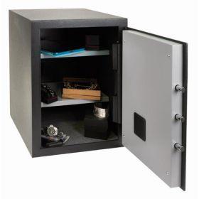 Seifuri pentru casa inchidere cu cheie sau electronica protectie valori si bani Alpha CHUBB 5