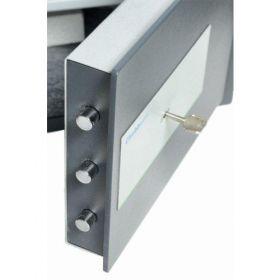 Seifuri pentru casa inchidere cu cheie sau electronica protectie valori si bani Alpha CHUBB 7