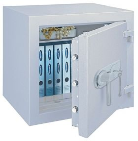 Casa de bani antiefractie cu inchidere electronica Diamant Premium 50