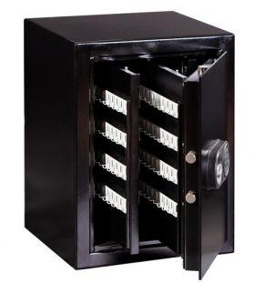 Seifuri compartimentate cu inchidere mecanica pentru chei Brahma DRA