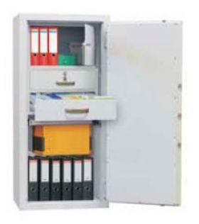 Dulap electronic antifoc pentru documente Marker DKS 1205 EGB DBR