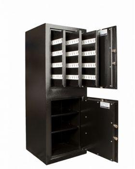 Seifuri electronice mixte pentru chei si documente Visnu DRA
