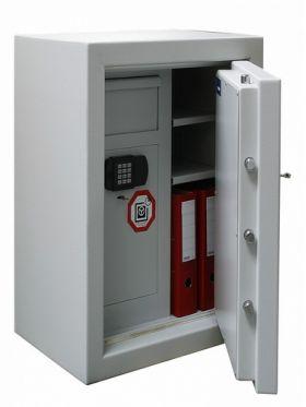 Seif mecanic 2 in 1 cu compartiment blindat electronic Penaten DRA
