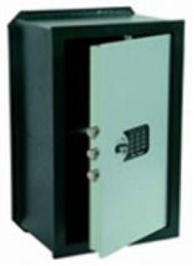 Case de bani cu cifru electronic pentru zidit Privacy - seifuri cu tastatura