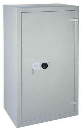 Casa de bani antifoc cu inchidere electronica SUPERPAPER65 Premium