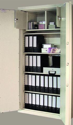 Seif antifurt incastrat in perete protectie documente si bunuri Nemea 2