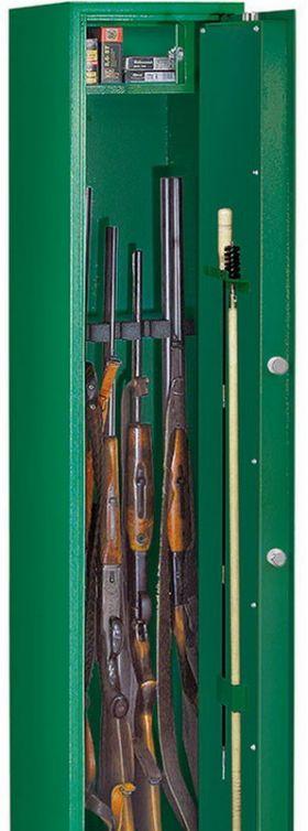Dulap pentru arme cu inchidere cu cheie